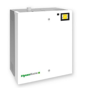Hygromatik Elektroden-Dampfgenerator FlexLine 10 Touch-Display Spa - Set